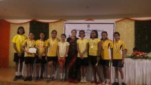 MERAKI – An Inter School Sports Competition 2016